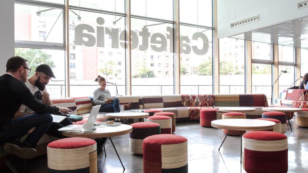 cafeteria hub museu del disseny 05